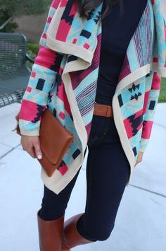 Sweater Weather : White Plum Cardigan   Promo Code!