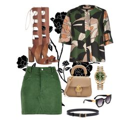 """Pino"" by lcrinconn on Polyvore featuring Zimmermann, Marni, Burberry and Rolex"