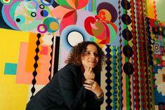Beatriz Milhazes e suas mil cores