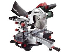 Metabo KGS18LTX216 18v 2x5.5Ah LiHD 216mm Sliding Compound Mitre Saw
