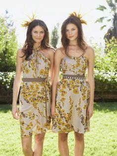 pattern b'maid dresses