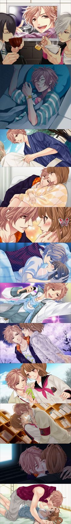 Brothers Conflict - Futo and Ema
