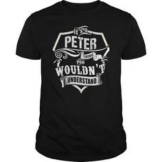 Awesome Tee Its a PETER thing T shirt