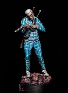 Witcher 3 Wild Hunt, The Witcher 3, Cyberpunk 2077, Toy Soldiers, Sculpting, Horror, Miniatures, Superhero, Printers