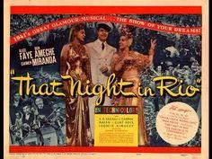 That Nigth In Rio (Uma Noite No Rio - 1941)