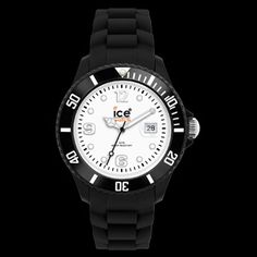 Ice Black & White Watch-ONLY 1 LEFT!