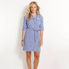 eca43d8e7c5 Lilly Pulitzer What A Racquet Print. See more. Vineyard Vines Gingham Dress  Brand new. Vineyard Vines Dresses Sheer Dress