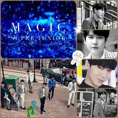 SUPER JUNIOR MAGIC