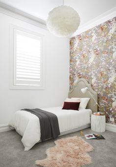 LITTLE WILLOW — Adore Home Magazine Kids Bedroom, Master Bedroom, Bedroom Decor, Bedroom Ideas, King Furniture, Furniture Design, Royal Oak Floors, West Elm Dining Table, Diy Blinds