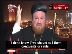 Syrian Orthodox Bishop speaks out - YouTube