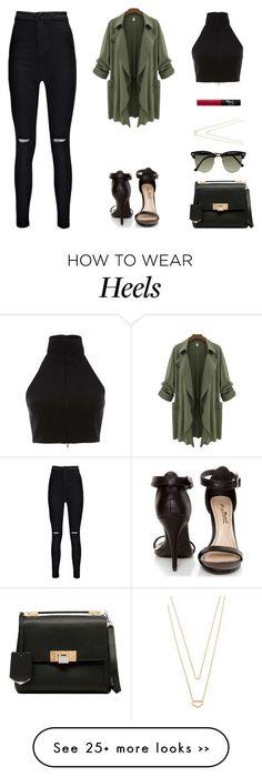 How to Wear Heels- lots of good looks!