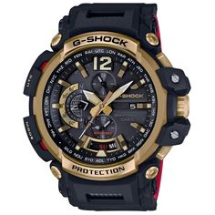 Introducing: The G-Shock Gold Tornado Collection