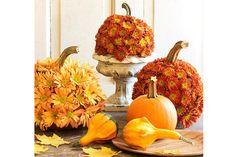 Vidám őszi dekoráció