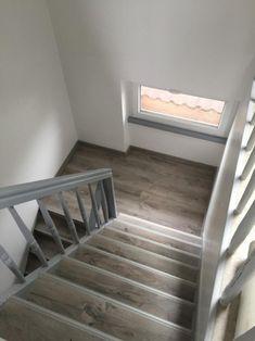 Marches Et Contremarches En Carrelage Imitation Parquet X Avec - Carrelage d'escalier