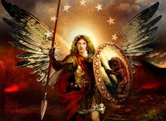 ❥ The angel of the Lord encamps round about those who fear Him.