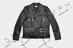 Saint Laurent Paris Ultimate Rock n Roll Style by boombayeh @eBay