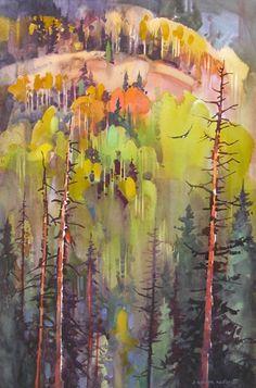 Stephen Quiller art- Creede Colorado