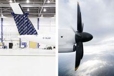 Martin Adolfsson - Bombardier, Toronto, Client: Porter Airlines, Winkreative