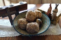 Green Large & Wide Ugandan Basket by WovenHeartsofHope on Etsy