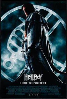 Hellboy Poster 24inx36in