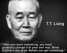 Tai Chi Master, T. T. Liang (1900 - 2001)