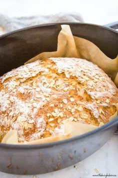 Pastry Recipes, Bread Recipes, Cake Recipes, Cooking Recipes, Honey Oat Bread, Tasty Bread Recipe, Artisan Bread, Recipe Today, How To Make Bread