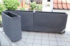 pflanzk bel hoch gr ner sichtschutz pflanzen terrasse. Black Bedroom Furniture Sets. Home Design Ideas