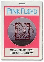 940330 DBMiamiPassF Pink Floyd Tickets, Kitsch, Pink Floyd Poster, Grunge, Comic, Collage, Retro, Rock Music, Rock And Roll