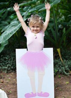 Festa Bailarina - mais de 40 ideias para você se inspirar