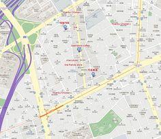 新沙逛街地圖