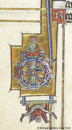 Psalter-Hours of Guiluys de Boisleux, MS M.730 fol. 20v - Images from Medieval and Renaissance Manuscripts - The Morgan Library & Museum
