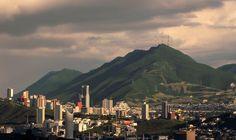 Cerro del Mirador, Monterrey, #Mexico