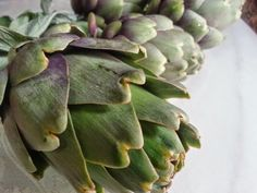 Mommy's Kitchen : Artichokes, how to clean and trim them!!