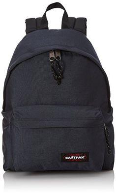 Sac à Dos Eastpak Modèle Rare Noir Eastpack Backpack Black Rugzak Padded Pak'R
