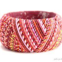Juliya Laukhina - Handmade Polymer Clay Jewelry.
