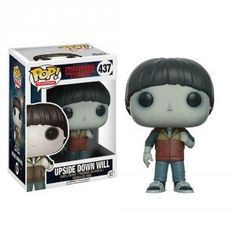 Figurine POP Stranger Things Will Upside Down (Exclusive)