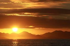 Sunrise, Rio de Janeiro. Photo: Gabriel de Paiva
