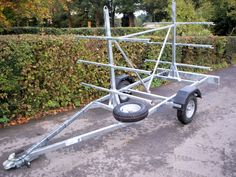 kayak trailer | spar kayak specific trailer
