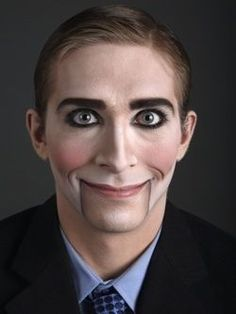 If you're looking for a creepy but cute costume, check out this ventriloquist doll halloween makeup tutorial for an easy look! Description from pinterest.com. I searched for this on bing.com/images