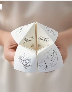 A unique spin on a childhood favorite! -repinned from Los Angeles County, CA marriage officiant https://OfficiantGuy.com