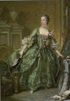 Madame de Pompadour by Boucher, 1950 http://25.media.tumblr.com/tumblr_l5mfwglQh41qcyzqio1_500.jpg