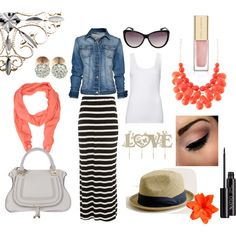 Casual Day, created by lmoody on Polyvore