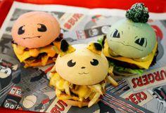 【写真特集】「ポケモンバーガー」オーストラリアのハンバーガー店が限定販売