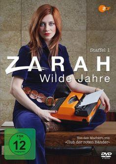 Zarah - Wilde Jahre (Staffel 1) - 4.5/5 Sternen - DeepGround Magazine