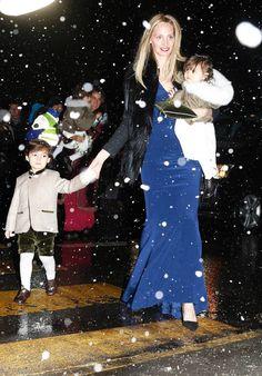 Matrimonio sotto la neve per Andrea Casiraghi e Tatiana Santo Domingo - Matrimoni celebri di ieri e di oggi