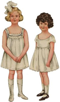 GIRLS * 1500 free paper dolls at Arielle Gabriel's The International Paper Doll Society for paper doll pals at Pinterest, thanks to all of you..! *