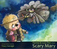 SCARY MARY a beautifully written & illustrated Halloween adventure By artist Tracy Savage Available to purchase from her Scarborough Gallery Scary Mary, Halloween Adventure, Savage, Teddy Bear, Gallery, Illustration, Artist, Animals, Fictional Characters