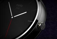 Motorola Moto 360 kommt mit Wireless-Charging-Feature  #motorolamoto360