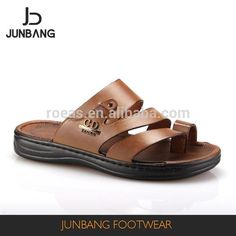 Source High end special design tan color flip flops Arabic style PU men slippers on m.alibaba.com