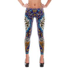 Kashi leggings and yoga pants by Grace Moda. Stylish, durable, and a hot fashion staple. Visit us at: http://Grace.Moda